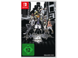 The World Ends With You -Final Remix- - Nintendo Switch