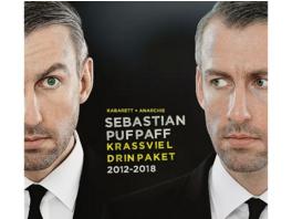 Das Krassvieldrinpaklet 2012-2018 - 4 CD - Humor/Satire
