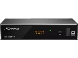 STRONG SRT 8541 DVB-T2 HD Receiver mit 3 Monaten freenet TV gratis DVB-T2 HD Receiver