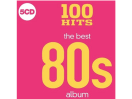 VARIOUS - 100 Hits-Best 80s Album - (CD)
