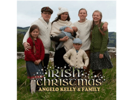 Angelo & Family Kelly - Irish Christmas - (CD)