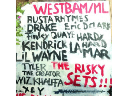 Westbam - Risky Sets - (CD)