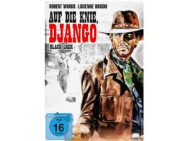 Auf die Knie, Django - (DVD)