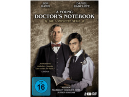 A Young Doctor's Notebook-Die Komplette Serie - (DVD)