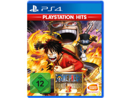 PS Hits: One Piece - Pirate Warriors 3 - PlayStation 4
