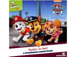 Paw Patrol 12 - 1 CD - Hörspiel (Kinder)