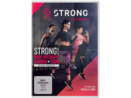 Strong by Zumba - (DVD)