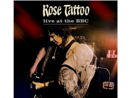 Rose Tattoo - On Air In '81 - (CD)