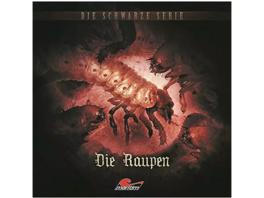 DIE SCHWARZE SERIE-Die Raupen Folge 12 - 1 CD - Horror