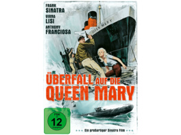 Überfall auf die Queen Mary - Assault on a Queen - (DVD)