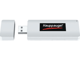 HAUPPAUGE WinTV-NexusHD DVB-T2 HD in Full HD (freenet TV geeignet), USB TV-Tuner Stick