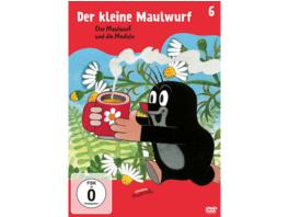 Der kleine Maulwurf DVD 6 - (DVD)