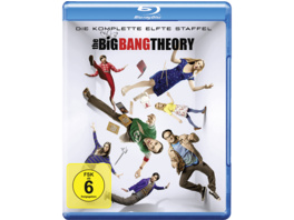 The Big Bang Theory - Staffel 11 - (Blu-ray)