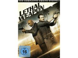 Lethal Weapon - Staffel 2 - (DVD)