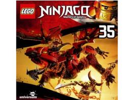 LEGO Ninjago (CD 35) - 1 CD - Hörspiel (Kinder)