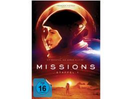 Missions-Staffel 1 - (DVD)