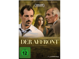 DER AFFRONT (THE INSULT) - (DVD)
