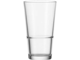 LEONARDO 010899 Event Stapelbecher, Transparent
