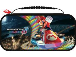 ALS Deluxe Travel Case: Mario Kart 8 Nintendo Switch Tasche, Mehrfarbig