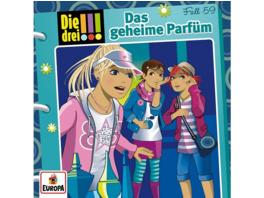 059/Das geheime Parfüm - 1 CD - Hörspiel (Kinder)