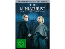 The Miniaturist - Die Magie der kleinen Dinge - (DVD)