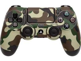 SOFTWARE PYRAMIDE Controller Skin Camo Green, Schutzhülle, Camouflage