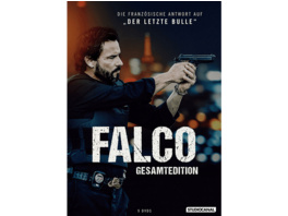 Falco - Staffel 1-4 (Gesamtedition) - (DVD)