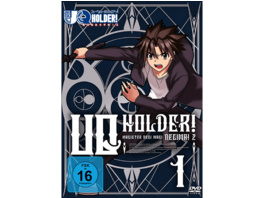 UQ Holder - Vol. 1 - (DVD)