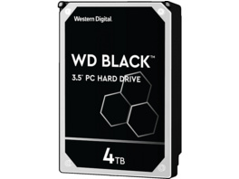 WD Black™, 4 TB HDD, 3.5 Zoll, intern