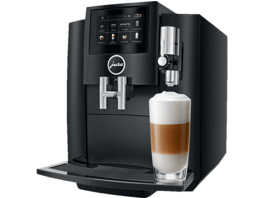 JURA S80, Kaffeevollautomat, 1.9 l Wassertank, 15 bar, Piano Black