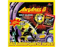 Antares - 2 CD - Science Fiction/Fantasy