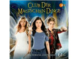 Magie Liegt In Der Luft(1)-Hörspiel zur TV-Serie - 1 CD - Hörspiel (Kinder)