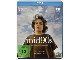 MID90s (Blu-ray) - (Blu-ray)