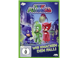 PJ Masks - Pyjamahelden 4 - (DVD)