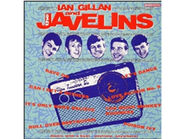 Ian Gillan And The Javelins - Raving With Ian Gillan & The Javelins - (CD)