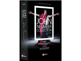 Hamburg Ballet/San Francisco Ballet - John Neumeier Collection - (Blu-ray)