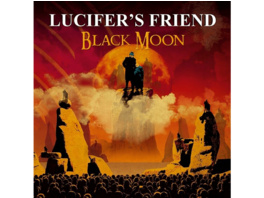 Lucifer's Friend - Black Moon - (CD)