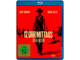 12 Uhr Mittags-High Noon/Blu-Ray - (Blu-ray)