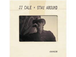 J.J. Cale - Stay Around - (CD)