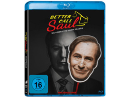 Better call Saul - Die komplette vierte Season - (Blu-ray)