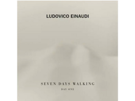 Ludovico Einaudi - 7 Days Walking-Day 1 - (CD)