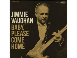 Jimmie Vaughan - Baby,Please Come Home - (CD)