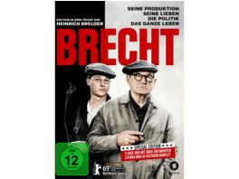 Brecht-Special Edition (BD+DVD+Bo - (Blu-ray)