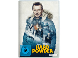 Hard Powder - (DVD)