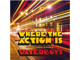 The Waterboys - Where the Action Is (Deluxe CD) - (CD)