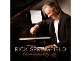 Rick Springfield - ORCHESTRATING MY LIFE - (CD)