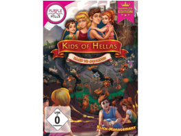 Kids of Hellas - PC