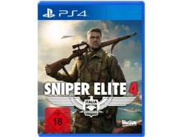Sniper Elite 4: Italia - PlayStation 4