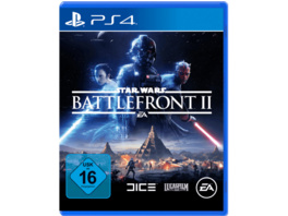 Star Wars Battlefront II: Standard Edition - PlayStation 4