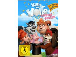 Völlig von der Wolle: Schwein gehabt! - (DVD)